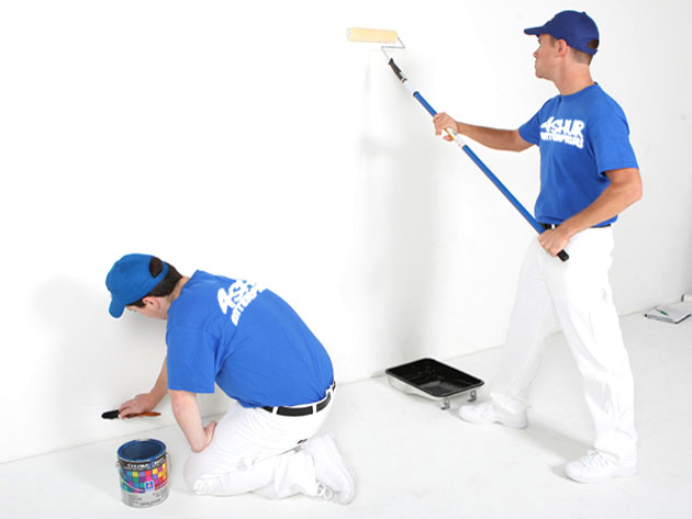 How to hire the best painting contractor up all night